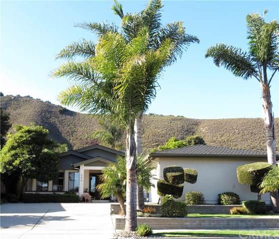 286 Encanto Avenue, Pismo Beach, CA 93449 (#PI19226019) :: Rose Real Estate Group
