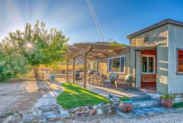 61572 Calle Del Rio, Joshua Tree, CA 92252 (#JT19225085) :: The Laffins Real Estate Team