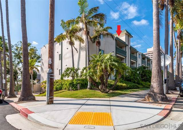 3450 2nd Ave. #31, San Diego, CA 92103 (#190053178) :: OnQu Realty