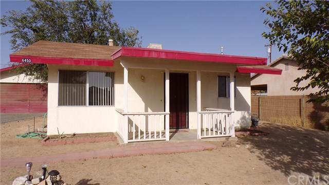 6450 Del Monte Avenue, Yucca Valley, CA 92284 (#JT19229704) :: RE/MAX Masters