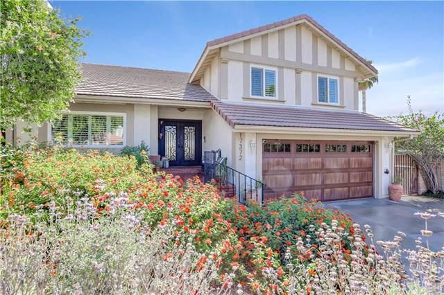 17372 Rainbow Ridge Circle, Granada Hills, CA 91344 (#SR19235817) :: RE/MAX Masters