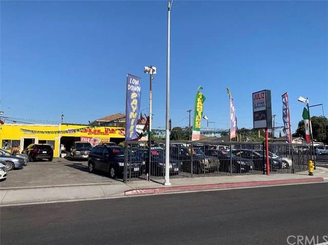 10730 Long Beach Boulevard, Lynwood, CA 90262 (#PW19238205) :: Allison James Estates and Homes