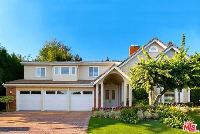 3104 Hutton Drive, Beverly Hills, CA 90210 (#19519794) :: DSCVR Properties - Keller Williams