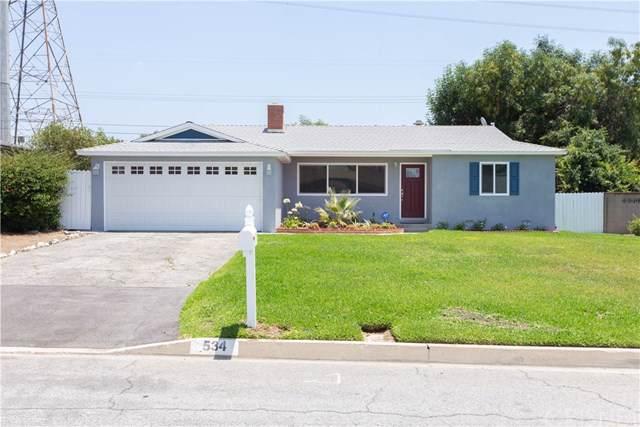 534 Tocino Drive, Duarte, CA 91010 (#SR19241743) :: J1 Realty Group