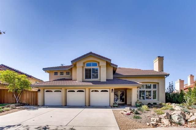 2117 Monarch Ridge Cir, El Cajon, CA 92019 (#190056287) :: OnQu Realty