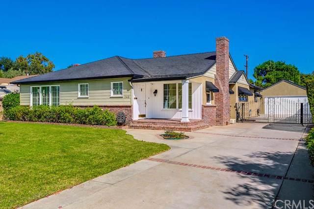 346 N Del Mar Avenue, San Gabriel, CA 91775 (#PF19242029) :: The Miller Group
