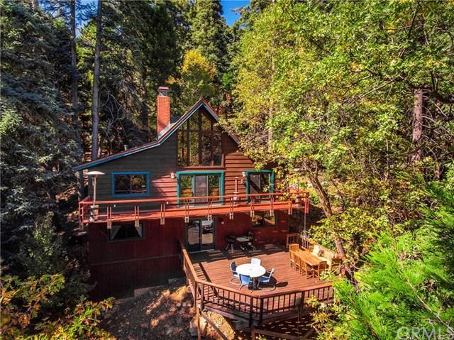 779 Fern Road, Lake Arrowhead, CA 92385 (#EV19242930) :: Berkshire Hathaway Home Services California Properties