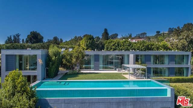 670 Perugia Way, Los Angeles (City), CA 90077 (#19520784) :: Veléz & Associates