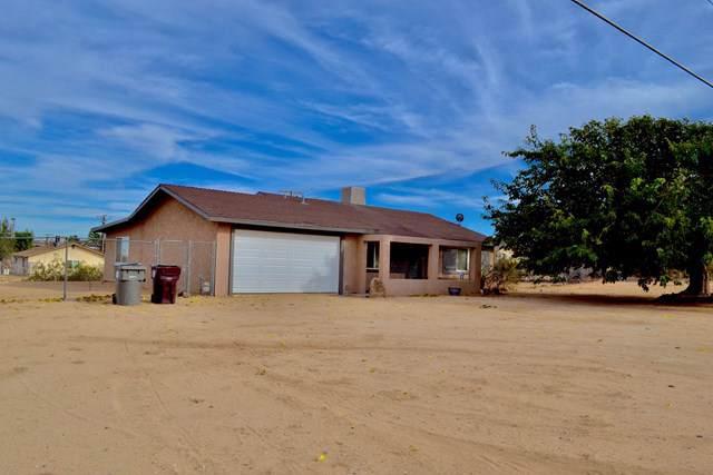 7399 Palomar Avenue, Yucca Valley, CA 92284 (#219031905DA) :: Allison James Estates and Homes