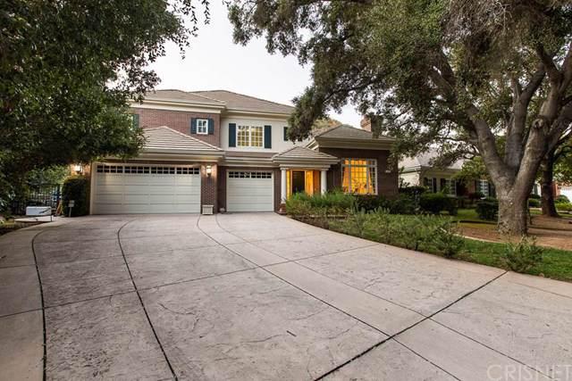 185 Lake Sherwood Drive, Lake Sherwood, CA 91361 (#SR19244029) :: Sperry Residential Group