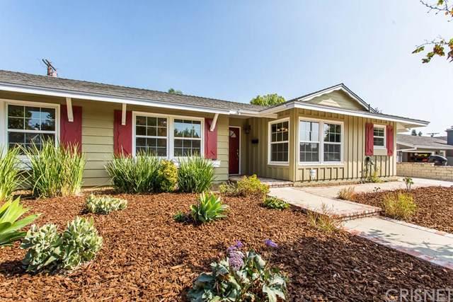 10048 Jovita Avenue, Chatsworth, CA 91311 (#SR19240438) :: The Parsons Team