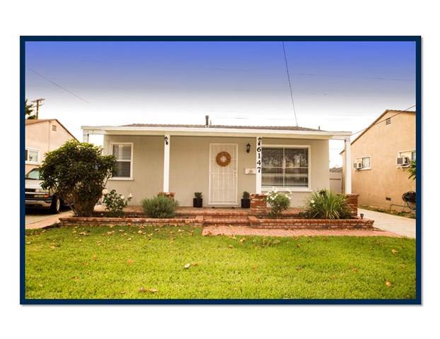 6147 Ibbetson Avenue, Lakewood, CA 90713 (#DW19220409) :: Harmon Homes, Inc.