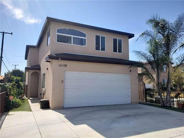 16108 E San Bernardino Road, Covina, CA 91722 (#EV19244911) :: Team Tami