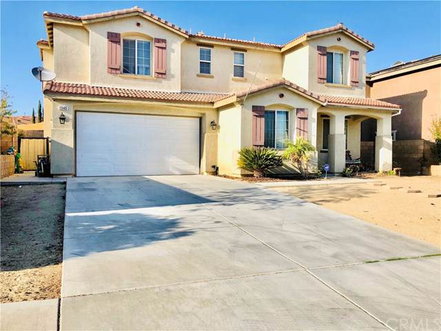1345 Wellington Drive, Palmdale, CA 93551 (#PW19245012) :: Keller Williams Realty, LA Harbor