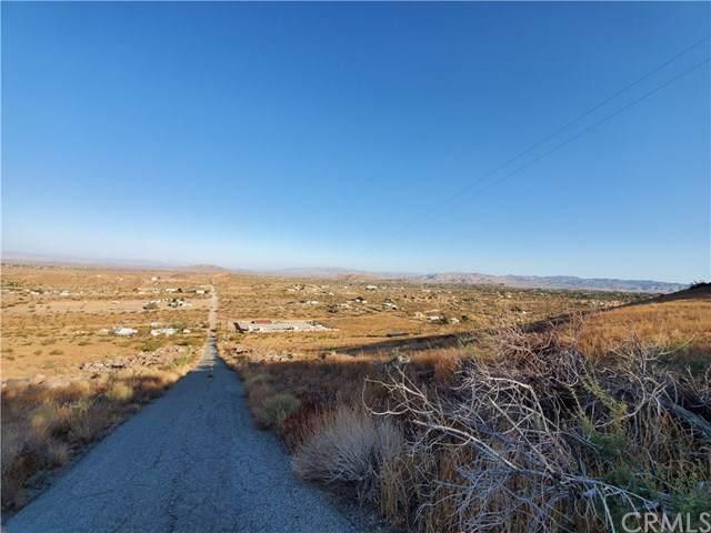 0 Terra Vista, Yucca Valley, CA  (#JT19244798) :: RE/MAX Empire Properties