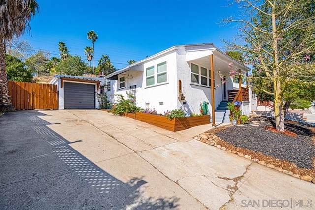 4272 Harbinson Ave, La Mesa, CA 91942 (#190057443) :: Rogers Realty Group/Berkshire Hathaway HomeServices California Properties