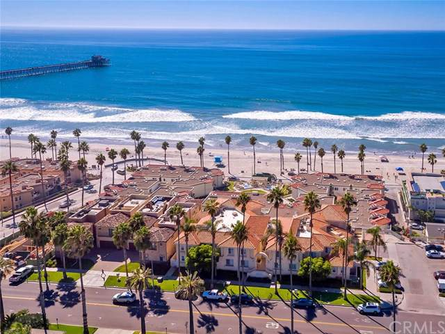 621 N Pacific Street #204, Oceanside, CA 92054 (#OC19248738) :: Rogers Realty Group/Berkshire Hathaway HomeServices California Properties