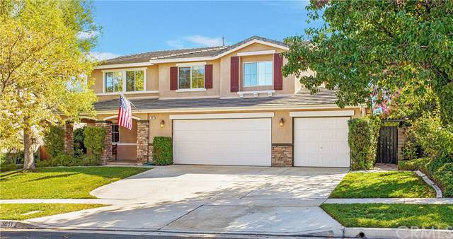 3611 Brentridge Drive, Corona, CA 92881 (#IV19249494) :: RE/MAX Estate Properties
