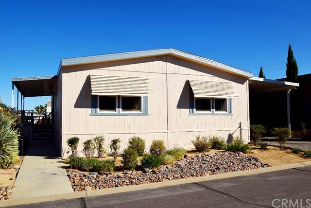 54999 Martinez Trail #41, Yucca Valley, CA 92284 (#JT19250722) :: RE/MAX Masters