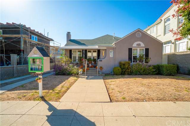 721 S Patton Avenue, San Pedro, CA 90731 (#SB19251902) :: Fred Sed Group