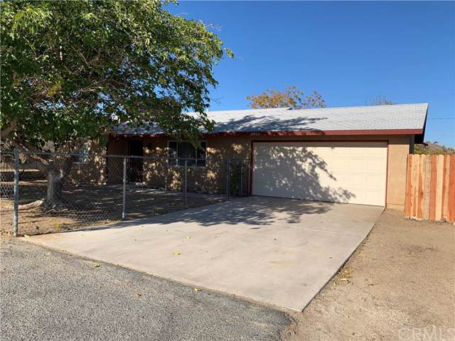 61926 Valley View Circle, Joshua Tree, CA 92252 (#JT19256655) :: The Laffins Real Estate Team