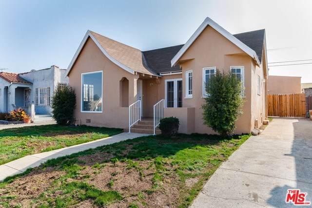 2044 W 67TH Street, Los Angeles (City), CA 90047 (#19526834) :: The Brad Korb Real Estate Group