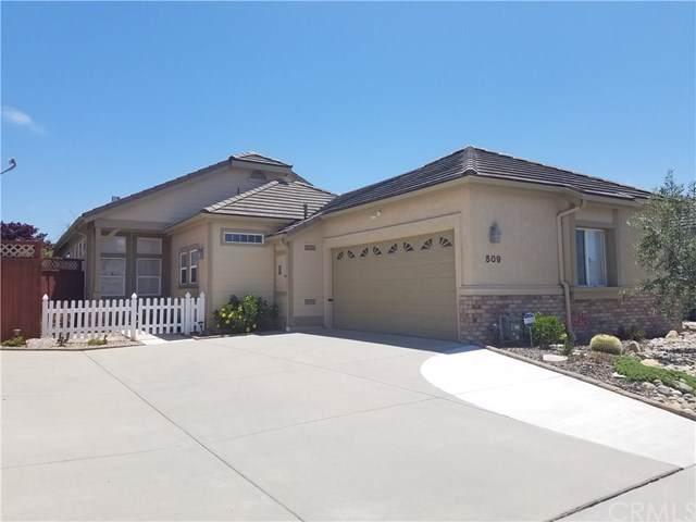 509 Morning Rise Lane, Arroyo Grande, CA 93420 (#PI19258751) :: RE/MAX Parkside Real Estate
