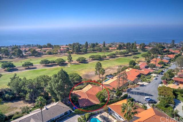 30081 Avenida Elegante, Rancho Palos Verdes, CA 90275 (#SB19258871) :: The Miller Group