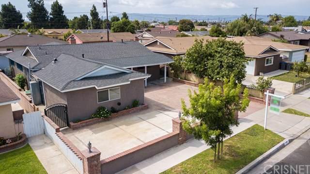 114 W 226th Street, Carson, CA 90745 (#SR19259589) :: RE/MAX Empire Properties