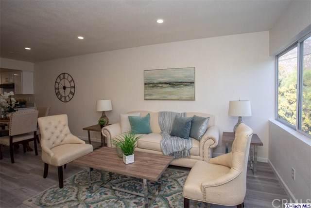 1015 N Michillinda Avenue #311, Pasadena, CA 91107 (#319004448) :: Allison James Estates and Homes