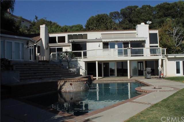 30311 Palos Verdes Drive E, Rancho Palos Verdes, CA 90275 (#PV19259043) :: The Miller Group