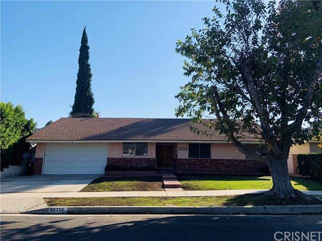 18716 Frankfort Street, Northridge, CA 91324 (#SR19258985) :: Fred Sed Group