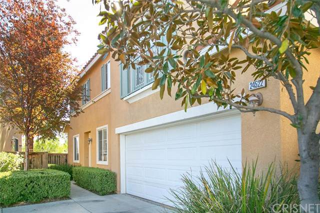24522 Montevista Circle, Valencia, CA 91354 (#SR19260321) :: The Brad Korb Real Estate Group