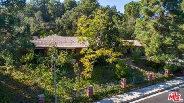 17420 Vereda De La Montura, Pacific Palisades, CA 90272 (#19526886) :: J1 Realty Group