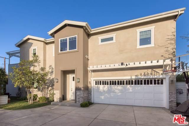 3442 Caroline Avenue, Culver City, CA 90232 (#19528622) :: Fred Sed Group