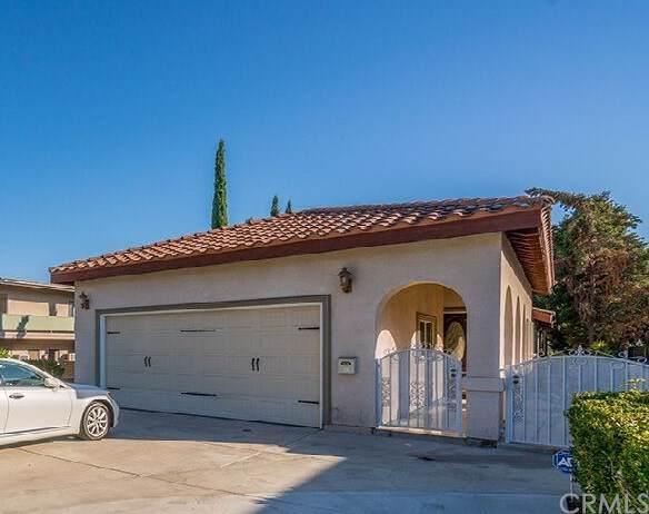 928 W Duarte Road, Arcadia, CA 91007 (#AR19259416) :: Fred Sed Group