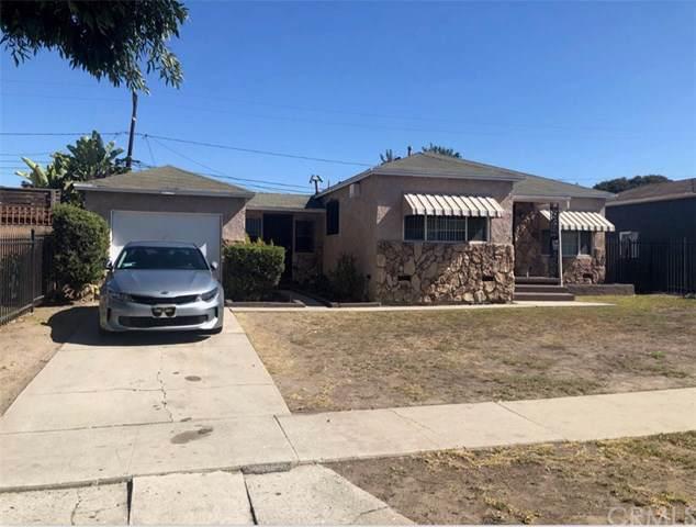 1306 S Cliveden Avenue, Compton, CA 90220 (#CV19265353) :: The Marelly Group | Compass