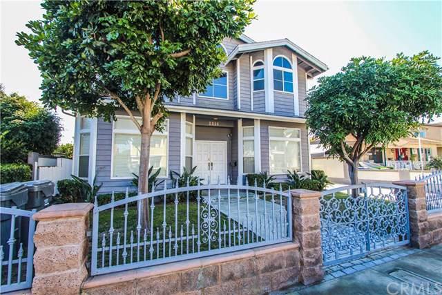 2216 Robinson Street, Redondo Beach, CA 90278 (#CV19265433) :: Keller Williams Realty, LA Harbor
