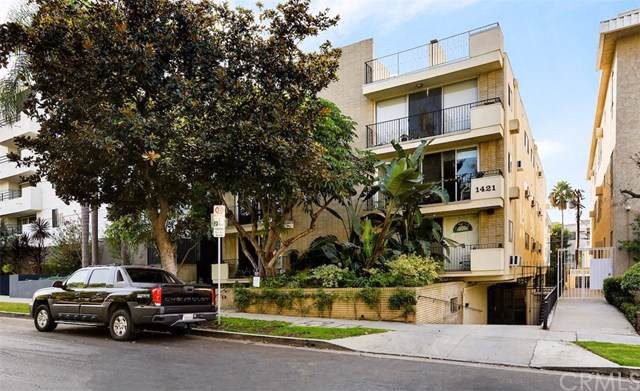 1421 Midvale Avenue #201, Los Angeles (City), CA 90024 (#BB19265463) :: Pacific Playa Realty