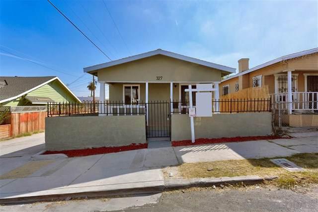 327 S Evans St, San Diego, CA 92113 (#190061733) :: A G Amaya Group Real Estate