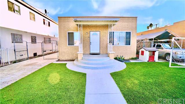 440 E 92nd Street, Los Angeles (City), CA 90003 (#SR19266248) :: J1 Realty Group