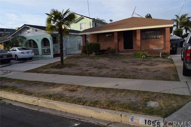 1655 W 216th Street, Torrance, CA 90501 (#PW19266283) :: Allison James Estates and Homes
