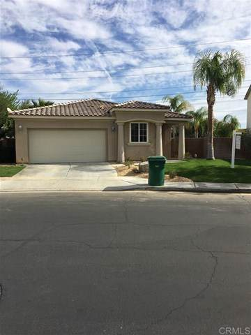 31060 Calle Agate, Cathedral City, CA 92234 (#190062116) :: The Brad Korb Real Estate Group