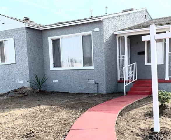 654 W 112th Street, Los Angeles (City), CA 90044 (#SB19266862) :: Legacy 15 Real Estate Brokers