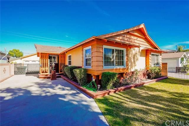 9215 Rosser Street, Bellflower, CA 90706 (#DW19267943) :: Sperry Residential Group