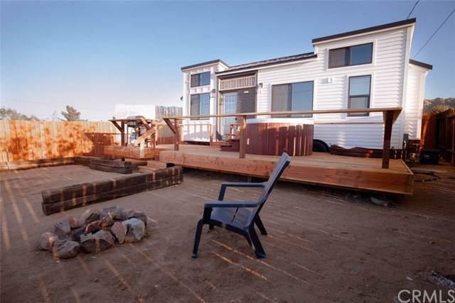 60460 Granada Drive, Joshua Tree, CA 92252 (#PW19269839) :: Allison James Estates and Homes
