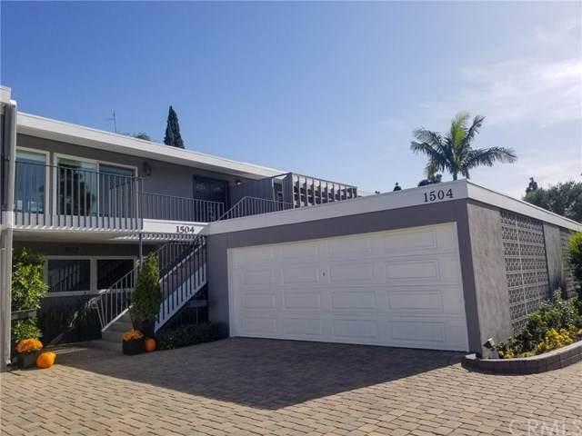1504 Westcliff Drive #5, Newport Beach, CA 92660 (#OC19272019) :: Sperry Residential Group