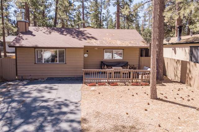 304 E Fairway, Big Bear, CA 92314 (#EV19272265) :: Team Tami