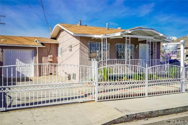 6057 Woodlawn Avenue, Maywood, CA 90270 (#RS19273741) :: Crudo & Associates