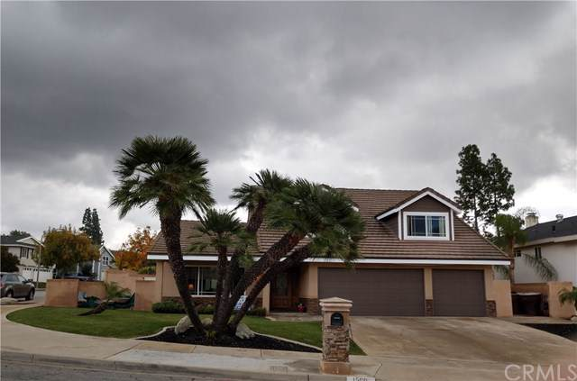 1580 Berenice Drive, Brea, CA 92821 (#IV19274245) :: Sperry Residential Group